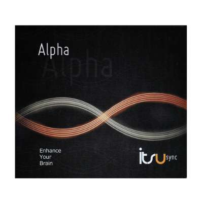 Itsu Sync Alpha Binaural Beats CD