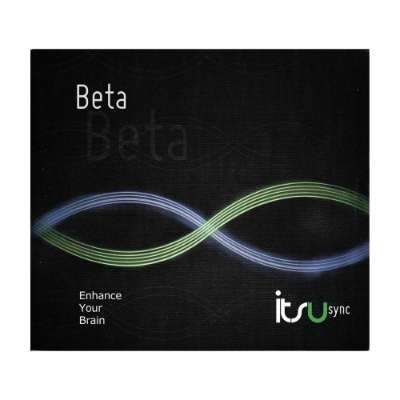 Itsu Sync Beta Binaural Beats CD