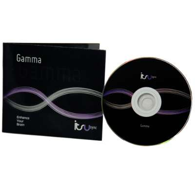 Itsu Sync Gamma Binaural Beats CD