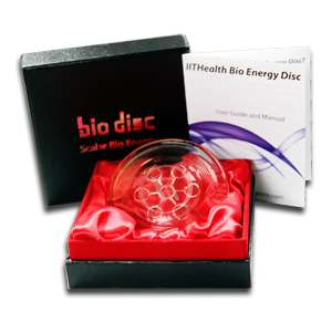 IITHealth Bio Energy Disc (The Best Scalar Energy BioDisc!)