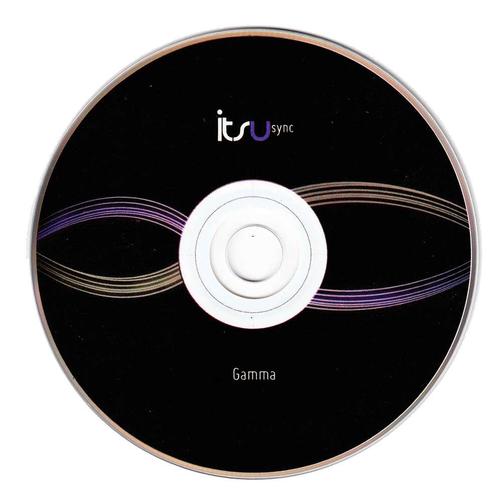 Itsu Sync Gamma Binaural Beats CD - binaural beats for energy