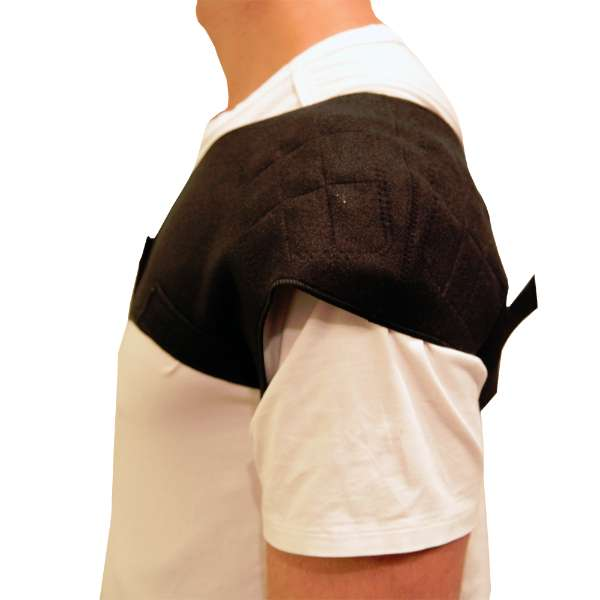 iyashi infrared shoulder wrap